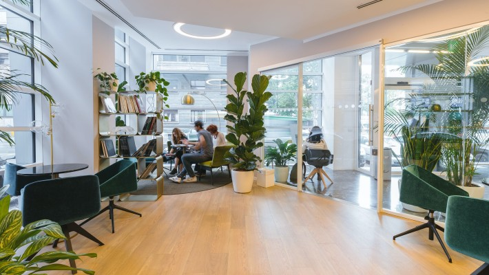 Activity-based workplaces help hybrid organisations thrive
